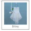 Εικόνα με Βαπτιστικό Φόρεμα Bambolino Britney 9309