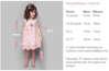 Εικόνα με Βαπτιστικό φόρεμα bambolino Kim 9360