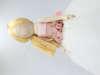 Εικόνα με Λαμπάδα πασχαλινή μπαλαρίνα σε βάση
