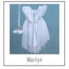 Εικόνα με Βαπτιστικό φόρεμα bambolino marilyn 9333