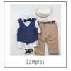 Εικόνα με Βαπτιστικό Σύνολο Bambolino Lampros 9415