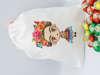 Εικόνα με Αυγουλάκια σοκολατένια σε πουγκί Frida Kahlo