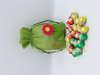 Εικόνα με Αυγουλάκια σοκολατένια σε πουγκί πράσινο
