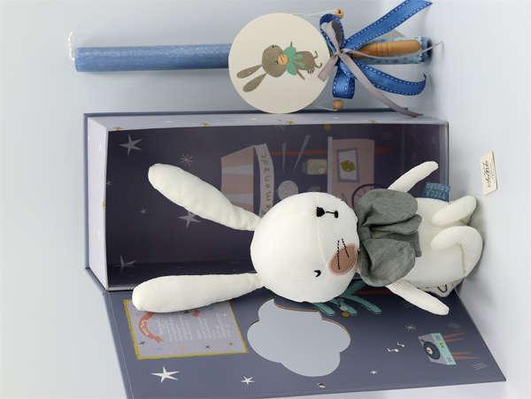 Εικόνα με Πασχαλινή Λαμπάδα Picca LouLou Rabbit