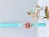 Εικόνα με Πασχαλινή λαμπάδα νεράιδα πάνω σε μονόκερο