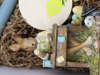 Εικόνα με Πασχαλινό σετ λαμπάδας με σοκολατάκια