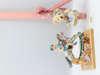 Εικόνα με Πασχαλινή λαμπάδα με φιγούρα Christine Haworth