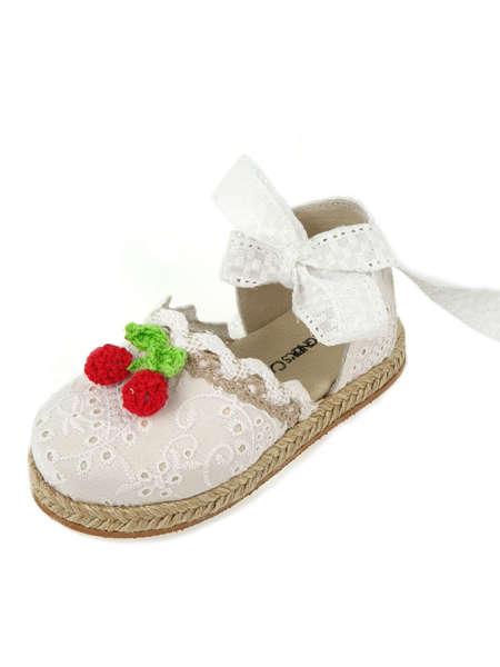 Εικόνα με βαπτιστικά παπούτσια  Stefi