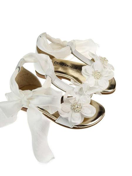 Εικόνα με βαπτιστικά παπούτσια CLEMENTINE