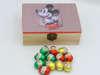 Εικόνα με Αυγουλάκια σοκολατένια Ξύλινο κουτί Mickey