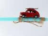 Εικόνα με Πασχαλινή λαμπάδα vintage αυτοκινητάκι