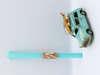 Εικόνα με Πασχαλινή λαμπάδα vintage Mini Surf