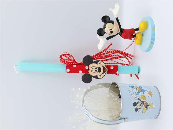 Εικόνα με Πασχαλινό σετ λαμπάδας Mickey