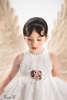 Εικόνα με Vinte Li Φόρεμα Βάπτισης 6011