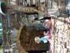 Εικόνα με Στολισμός βάπτισης vintage κοριτσάκι