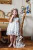 Εικόνα με Βαπτιστικό φόρεμα Βambolino Ermioni 9135